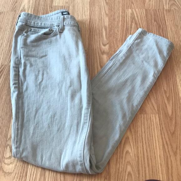 Levi's Denim - Levi's Demi Curve Mid Rise Tall Skinny Jeans